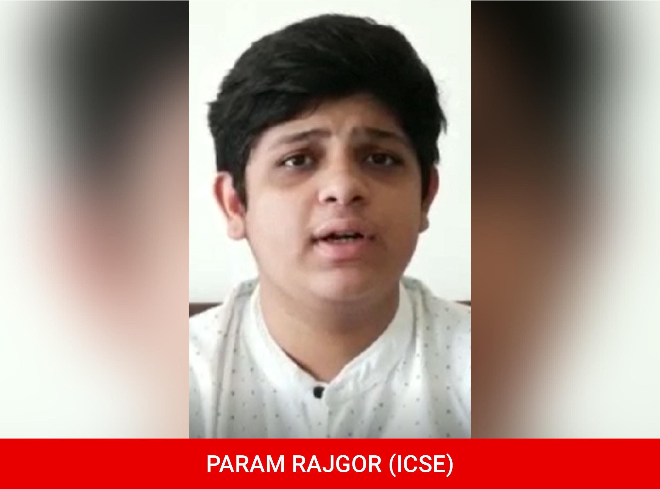 Param Rajgor